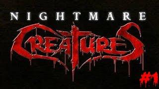 El cementerio de chelsea - Nightmare Creatures #1