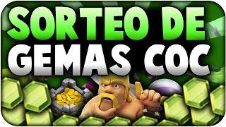 SORTEO 200€ EN GEMAS | Clash of Clans en ESPAÑOL → [ Newton Games ]