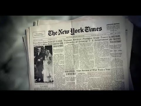 Freedom Of The Press: New York Times V. United States
