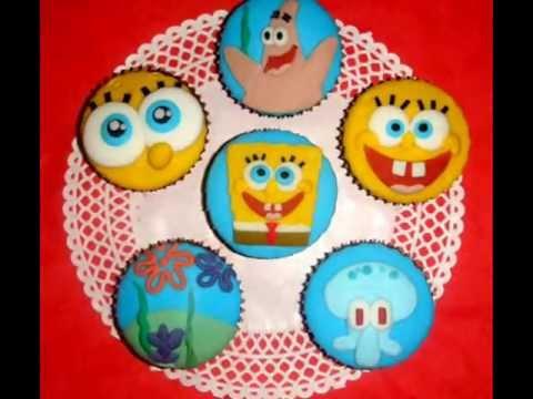 Tartas y cupcakes decoradas con fondant tenerife youtube - Cupcakes tenerife ...