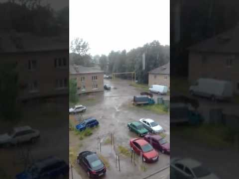 Не погода в Ухте спасайтесь кто может!!!