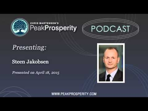 Steen Jakobsen: Get Ready For The Biggest Margin Call In History