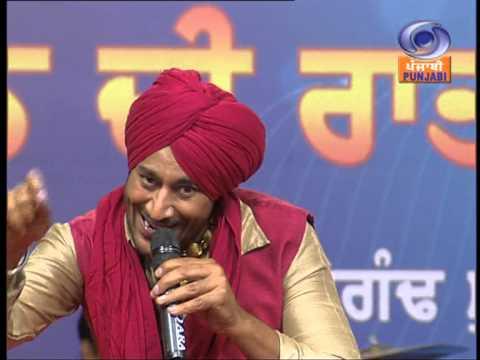 Jashan Di Raat Part 3  On Dd Punjabi