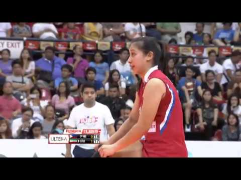 U23: Philippines vs. Iran Set 2