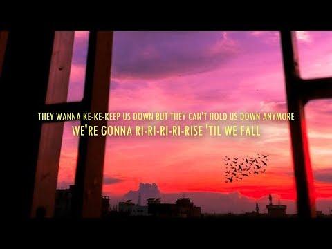 Rise (acoustic) - Jonas Blue ft Jack & Jack | Lyrics