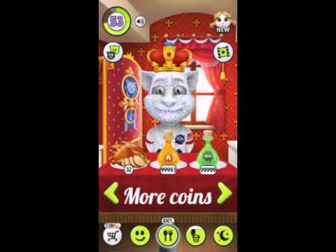 My Talking Tom Hack Coin