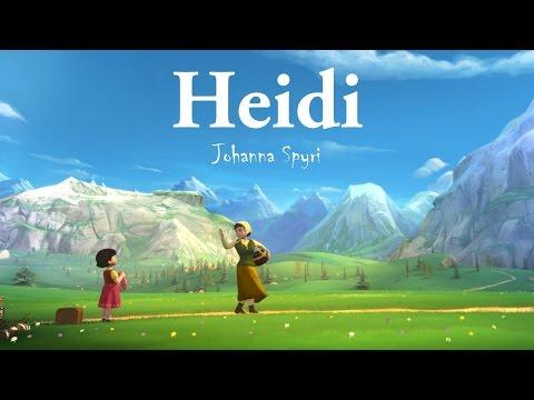 Heidi - Audiobook by Johanna Spyri