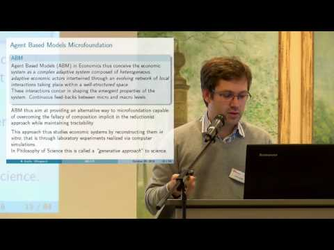 FMM: Introductury Lecture Godin Stock-Flow Consistent and Agent-Based Modelling