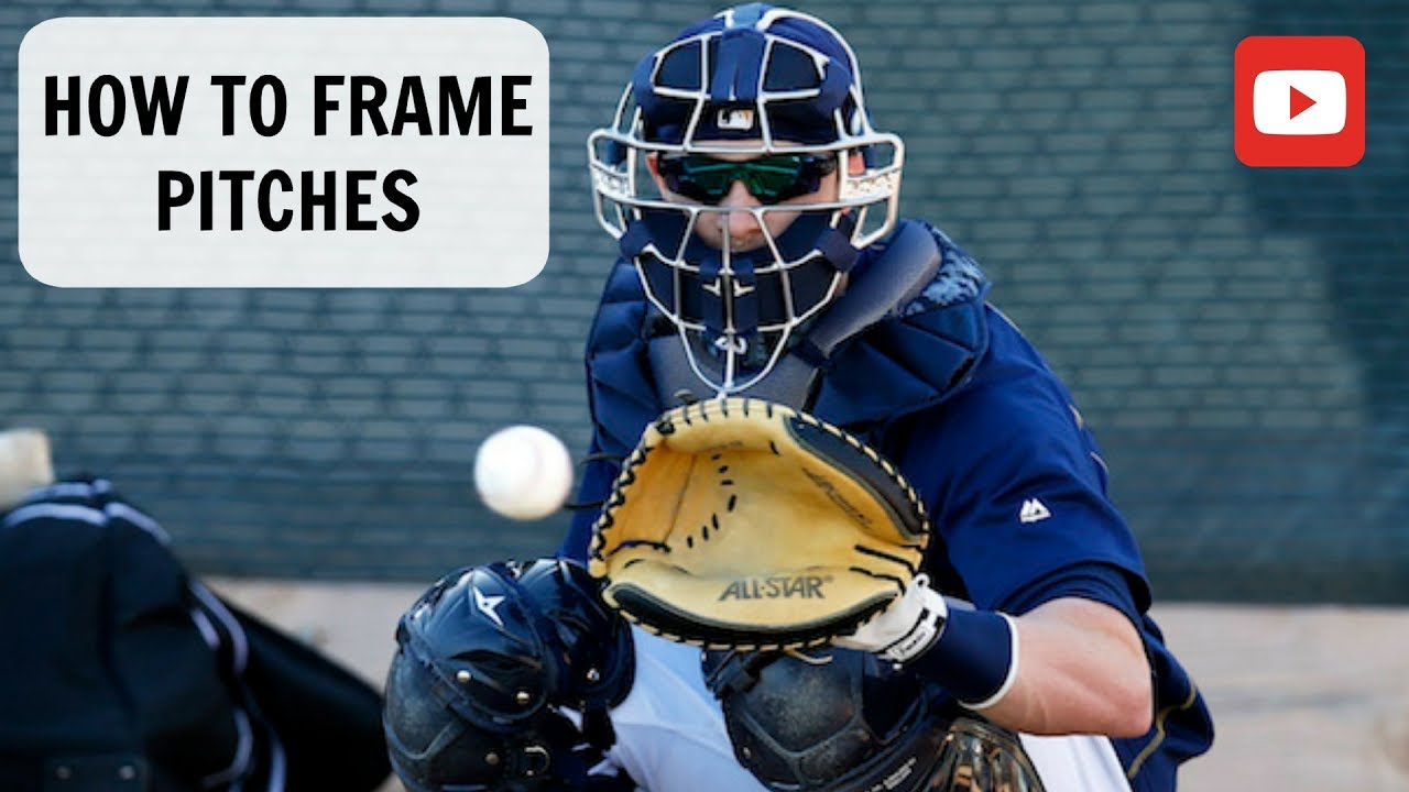 Pitch Framing as a Catcher - YouTube