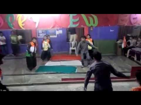 Vande Mataram - ABCD  by thirkan dance academy