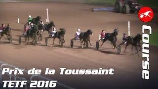 Vidéo de la course PMU GRAND PRIX DE LA TOUSSAINT