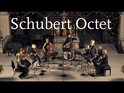 Franz Schubert Octet in F Major, D 803