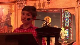 2015 St. John Chrysostom Oratorical Festival memphis tn