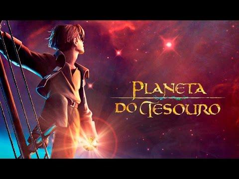 Trailer do filme Planeta do tesouro