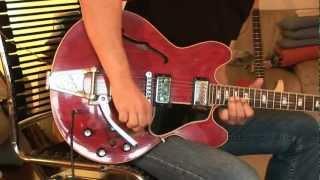 1967 Gibson ES-335, cherry Part1