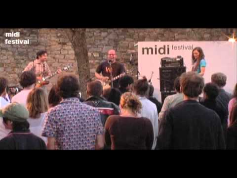 "Beautiful New Born Children "" cathlics ""Live at Midi Festival french riviera 2006"