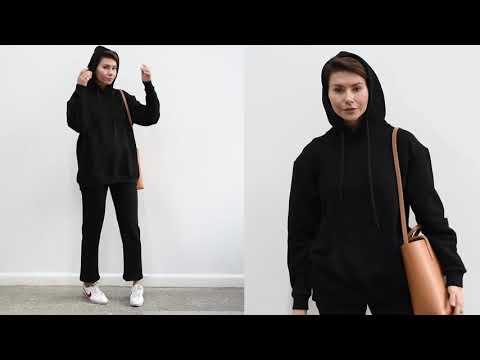 Как выбрать и с чем носить худи?