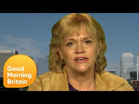 Samantha Markle Urges Meghan to Contact Her Father   Good Morning Britain