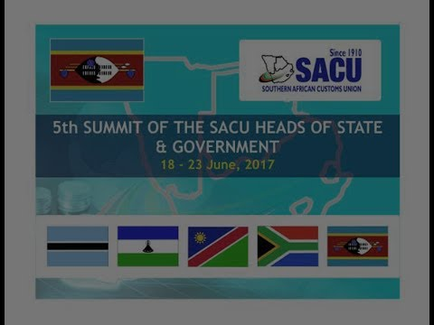 5th summit of the SACU heads of state and government