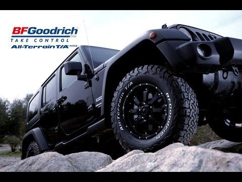 BF Goodrich All-Terrain T/A KO2