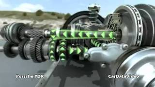 Porsche PDK...WARNING...Gearhead video about Dual Clutch Transmissions