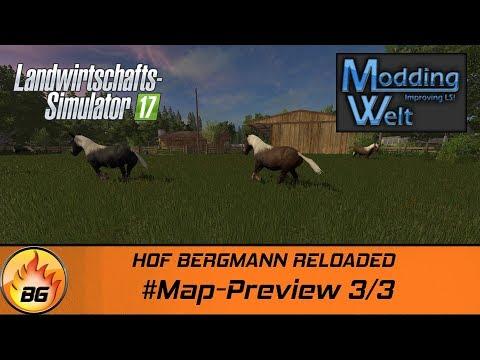 LS17 | HOF BERGMANN RELOADED 3/3 | Map-Preview [HD]