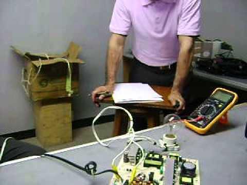 Soluciones para el Servicio de Pantallas LED, LCD, Plasma y Smart Lección 1 Parte 2