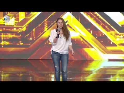 Elif Çeşmeli - X Factor Türkiye 2014 (Stay)