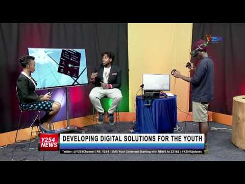 Developing Digital Solutions For The Youths