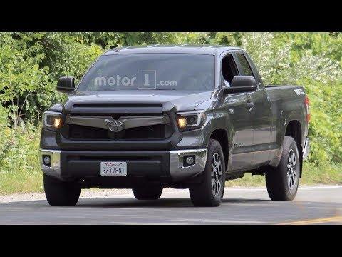 2019 Toyota Tundra Diesel Redesign