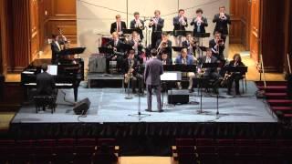 "Williams Jazz Ensemble: ""Tiptoe ""– Thad Jones"