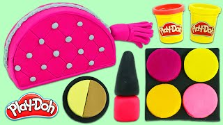 How to Make a Cute Play Doh Makeup Bag | Fun & Easy DIY Play Dough Arts and Crafts!