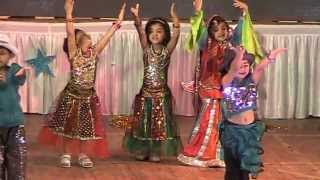 Welcome Song, Yeh to sach hai ki bhagwan hai song dance - shanti juniors - new ranip
