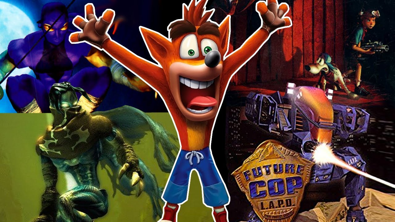 10 Outstanding PS1 Games That Need Crash Bandicoot-Style Remakes
