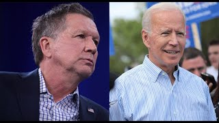 Republican John Kasich To Speak In Favor Of Biden At Dem Convention