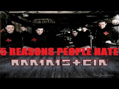 5 Reasons People Hate RAMMSTEIN