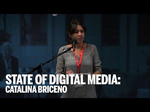 STATE OF DIGITAL MEDIA: Catalina Briceno | TIFF Industry 2014