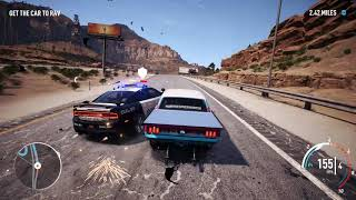 Need for Speed®: Payback @ 4k pt.216 - ABANDONED CAR: Ford Mustang 1965 (Drag)
