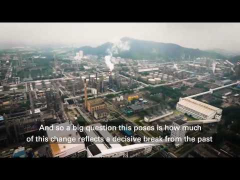 BP Stats Review: Carbon emissions