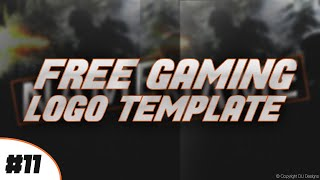 Free Gaming Logo Template #11 | DU Designs
