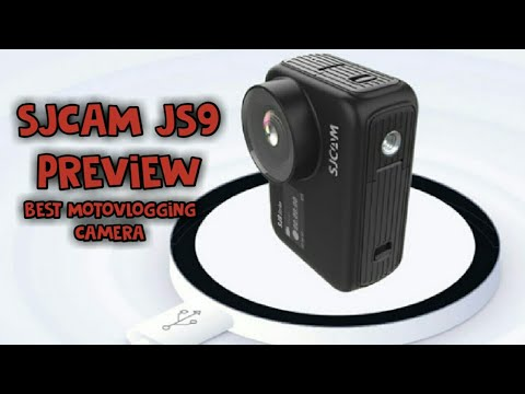 NEW SJCAM SJ9 SERIES ACTION CAMERA PREVIEW + Best Motovlogging camera?