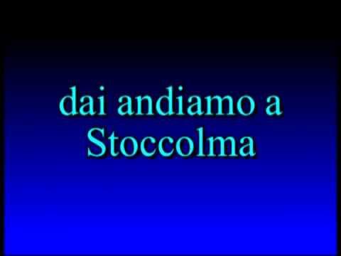 Stoccolma - Rino Gaetano + Testo (Valentina Lyrics)
