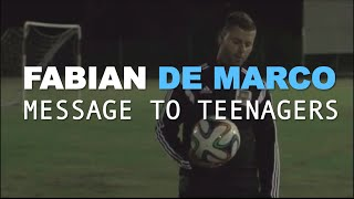 FOOTBALL MOTIVATION - Message to Teenagers [INSPIRATIONAL]