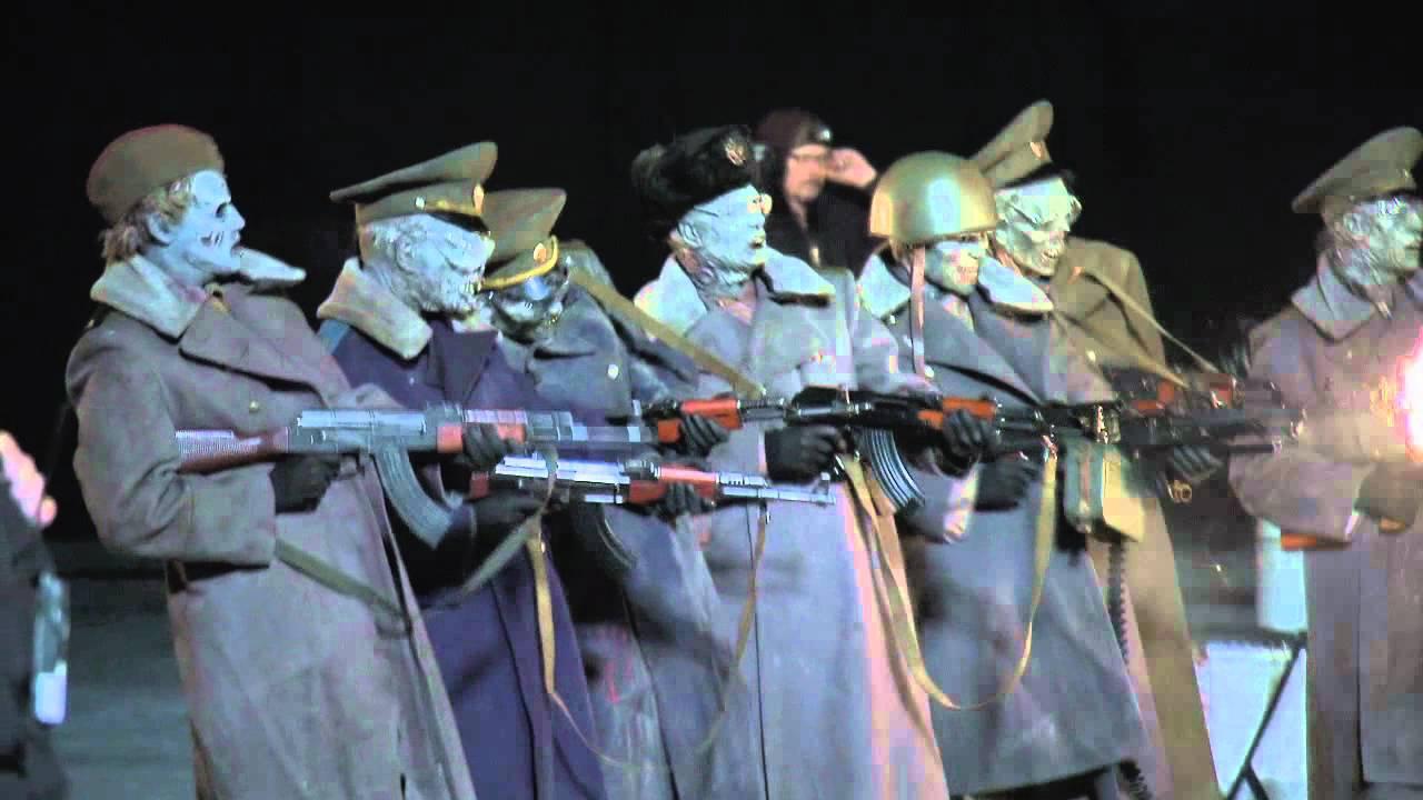 Resident Evil Retribution 2012 Behind The Scenes 2 Youtube