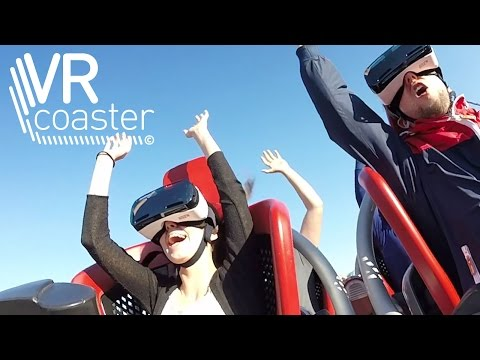 Introducing the VR Coaster System