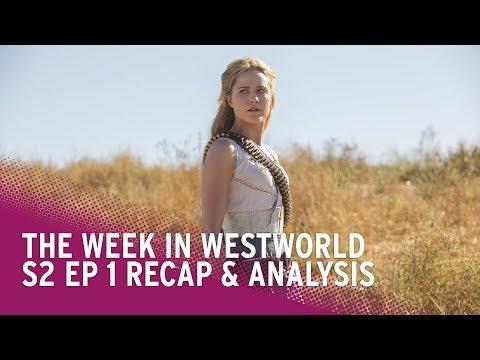 Westworld season 2 episode 1 recap