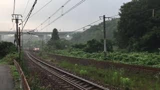 瀬野八  貨物列車  EF66  その6