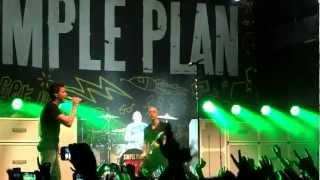 Download Medley Maroon 5 / Taio Cruz / LMFAO - Simple Plan - Loudfest 2012 à Zurich Mp3
