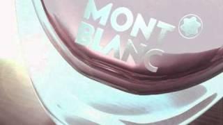 MONTBLANC PERFUME AD