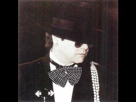 Elton John - Too Young (1985) With Lyrics!